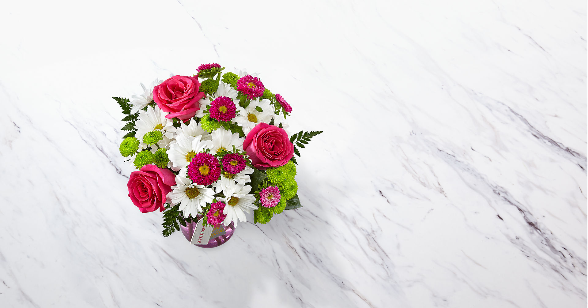 Because You're Special™ Bouquet-VASE INCLUDED - Image 2 Of 2