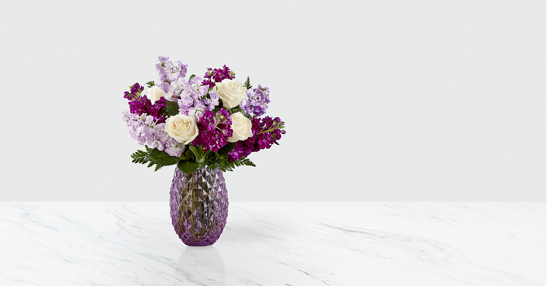 Sweet Devotion™ Bouquet-VASE INCLUDED - Image 1 Of 2