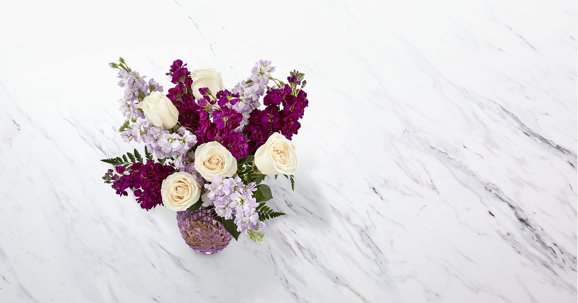 Sweet Devotion™ Bouquet-VASE INCLUDED - Image 2 Of 2