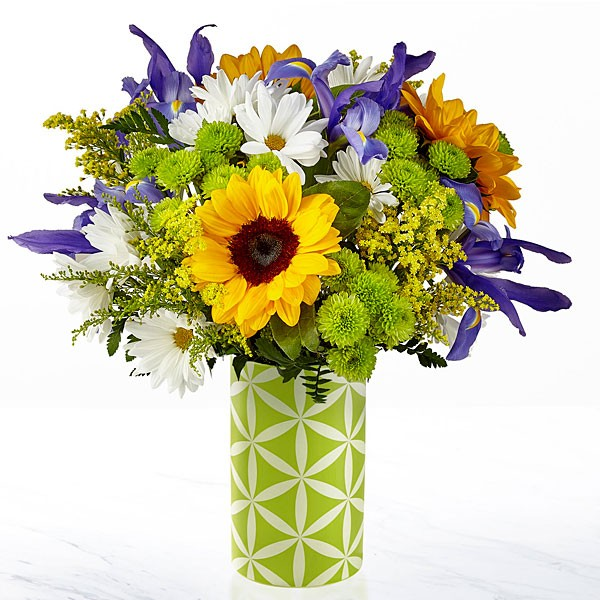 Sunflower Sweetness™ Bouquet - Thumbnail 1 Of 2