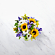 Sunflower Sweetness™ Bouquet-VASE INCLUDED - Thumbnail 2 Of 3