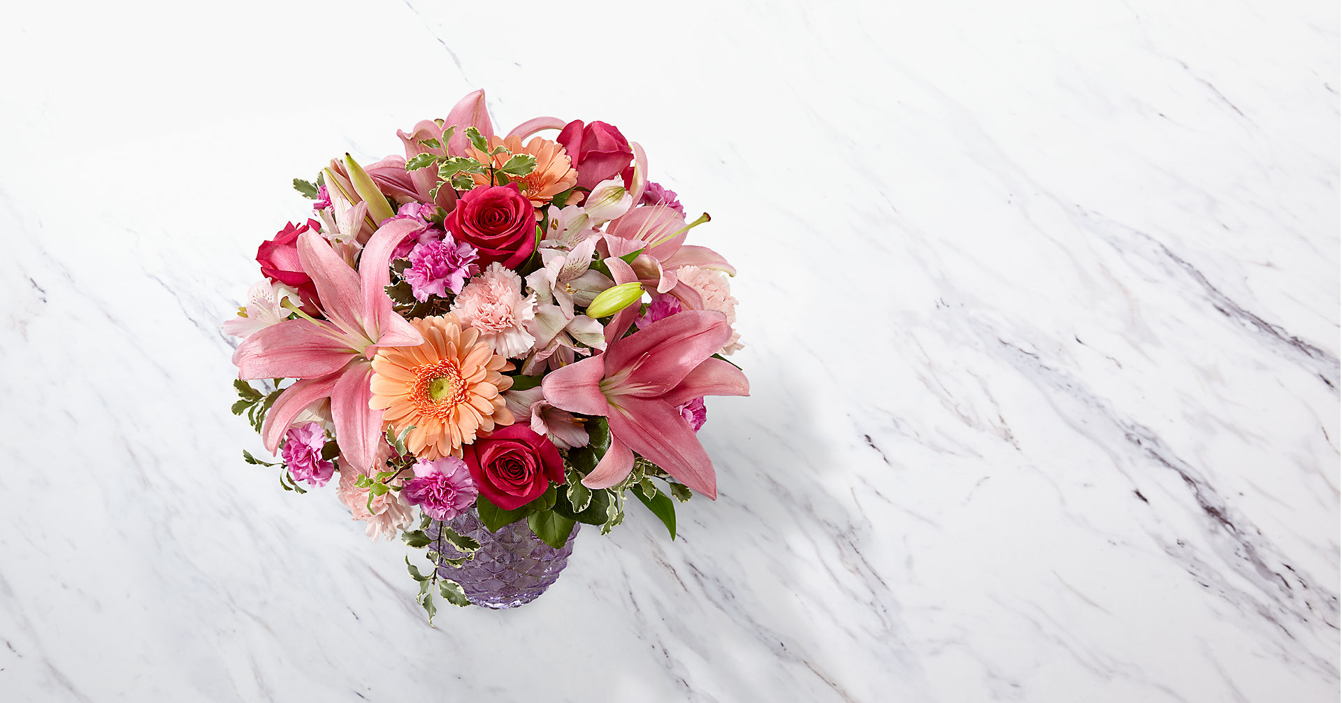 Sweet Talk™ Bouquet-VASE INCLUDED - Image 2 Of 2