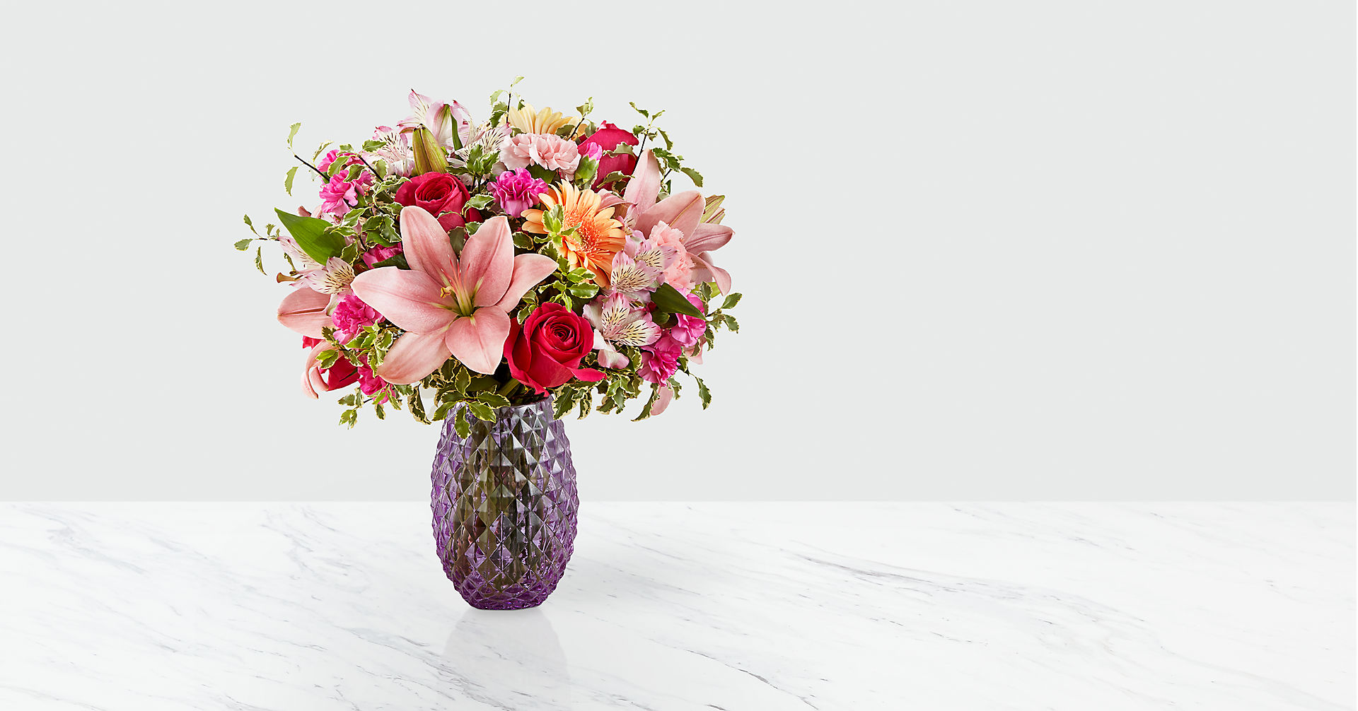 Sweet Talk™ Bouquet-VASE INCLUDED - Image 1 Of 3