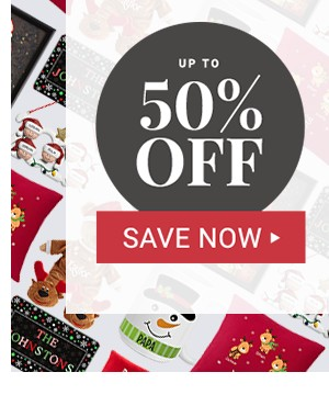 Up to 50% off. Save Now.