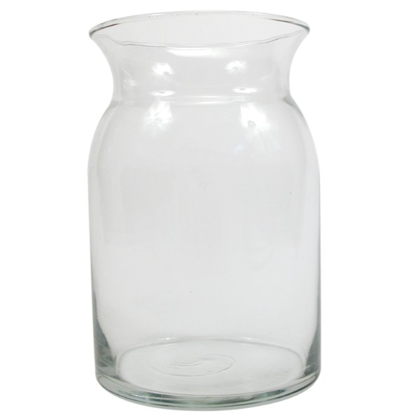 Glass Tulip Vase