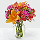 Light of My Life™ Bouquet- VASE INCLUDED - Thumbnail 1 Of 3