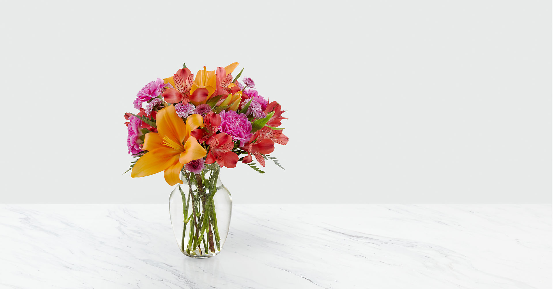 Light of My Life™ Bouquet- VASE INCLUDED - Image 1 Of 3