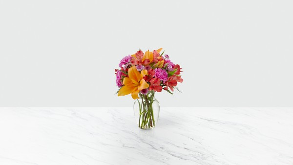 Light of My Life™ Bouquet- VASE INCLUDED - Thumbnail 1 Of 2