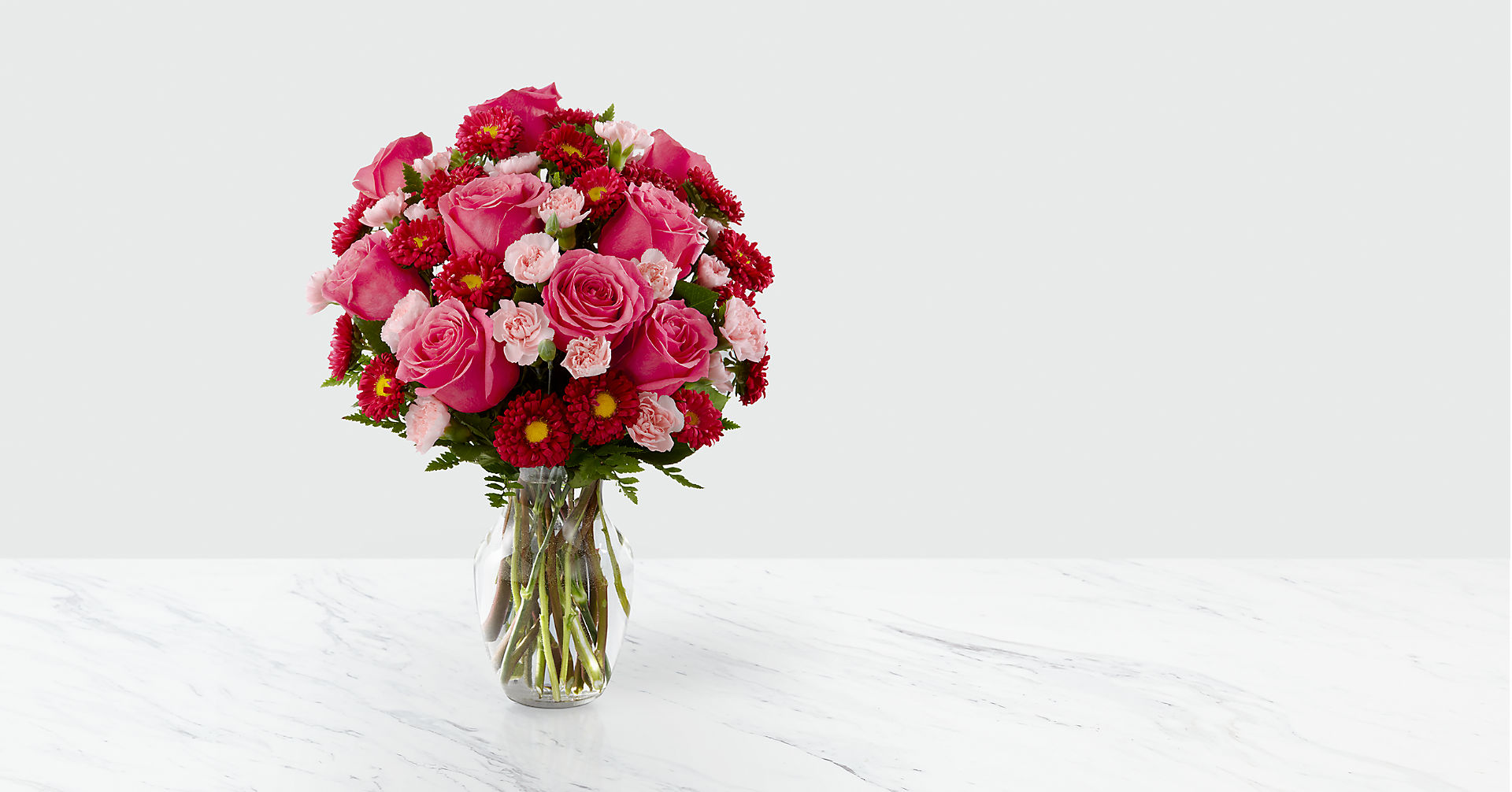 The Precious Heart™ Bouquet - VASE INCLUDED - Image 1 Of 4