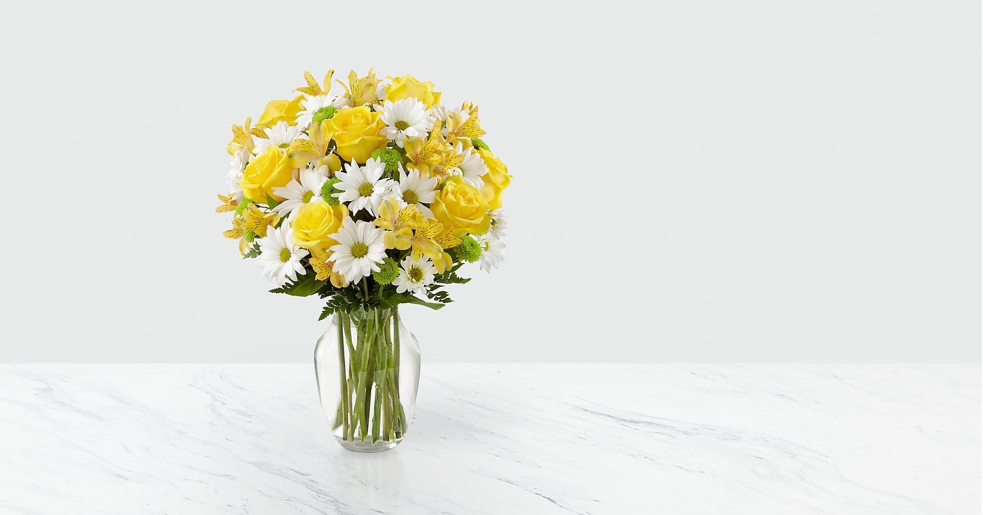 Sunny Sentiments™ Bouquet - Image 1 Of 2