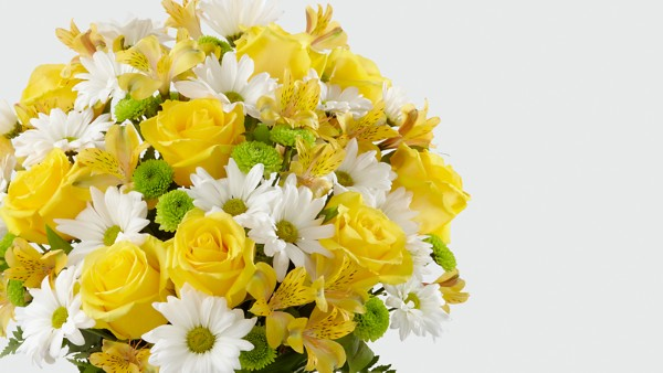 Sunny Sentiments™ Bouquet - Image 3 Of 3