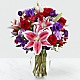 The Stunning Beauty™ Bouquet - VASE INCLUDED - Thumbnail 1 Of 2
