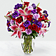 The Stunning Beauty™ Bouquet - VASE INCLUDED - Thumbnail 1 Of 3