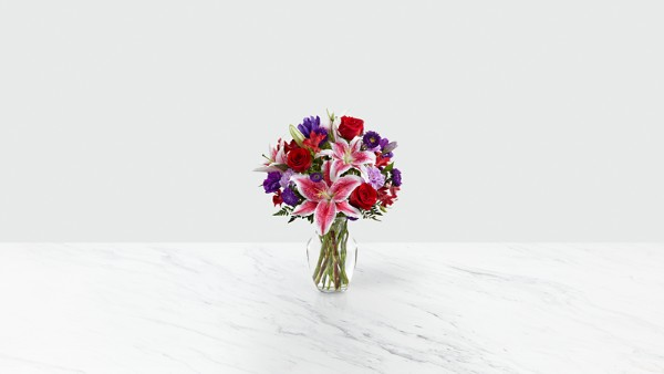 Stunning Beauty™ Bouquet - Thumbnail 1 Of 2