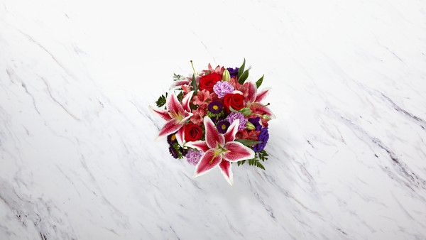 Stunning Beauty™ Bouquet - Thumbnail 2 Of 2