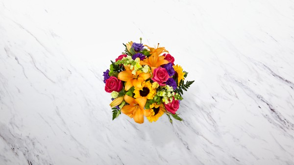 Best Day™ Bouquet- VASE INCLUDED - Thumbnail 2 Of 4