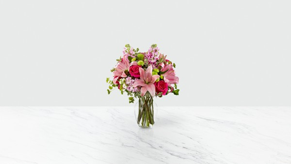 Pink Posh™ Bouquet - Image 1 Of 2