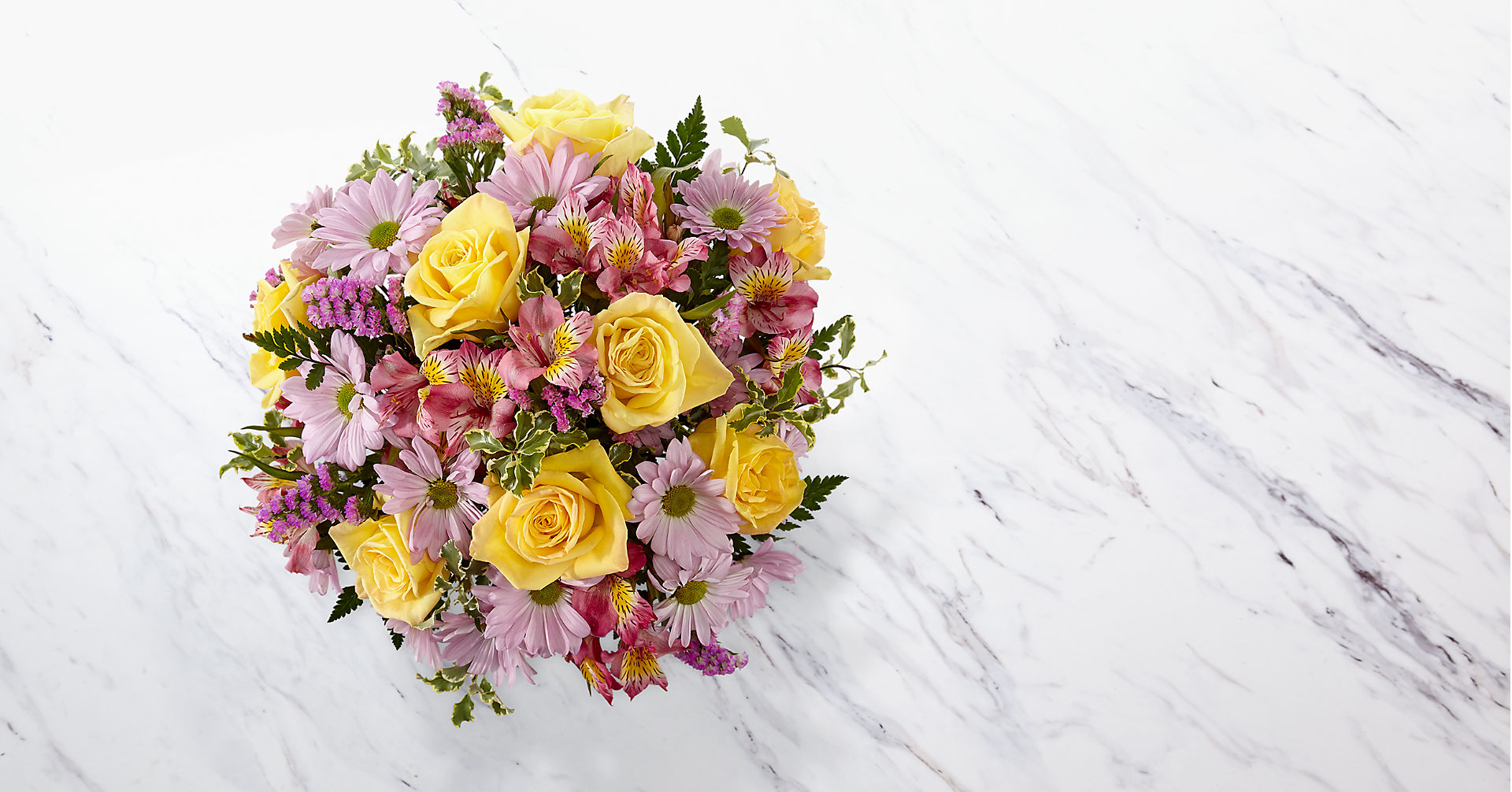 True Charm™ Bouquet- VASE INCLUDED - Image 2 Of 3