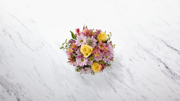 True Charm™ Bouquet- VASE INCLUDED - Image 2 Of 2