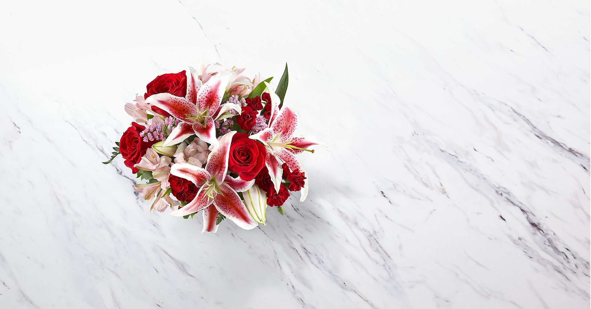 High Style Bouquet- VASE INCLUDED - Image 2 Of 2