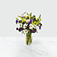 Happiness Counts™ Bouquet- VASE INCLUDED - Thumbnail 1 Of 2