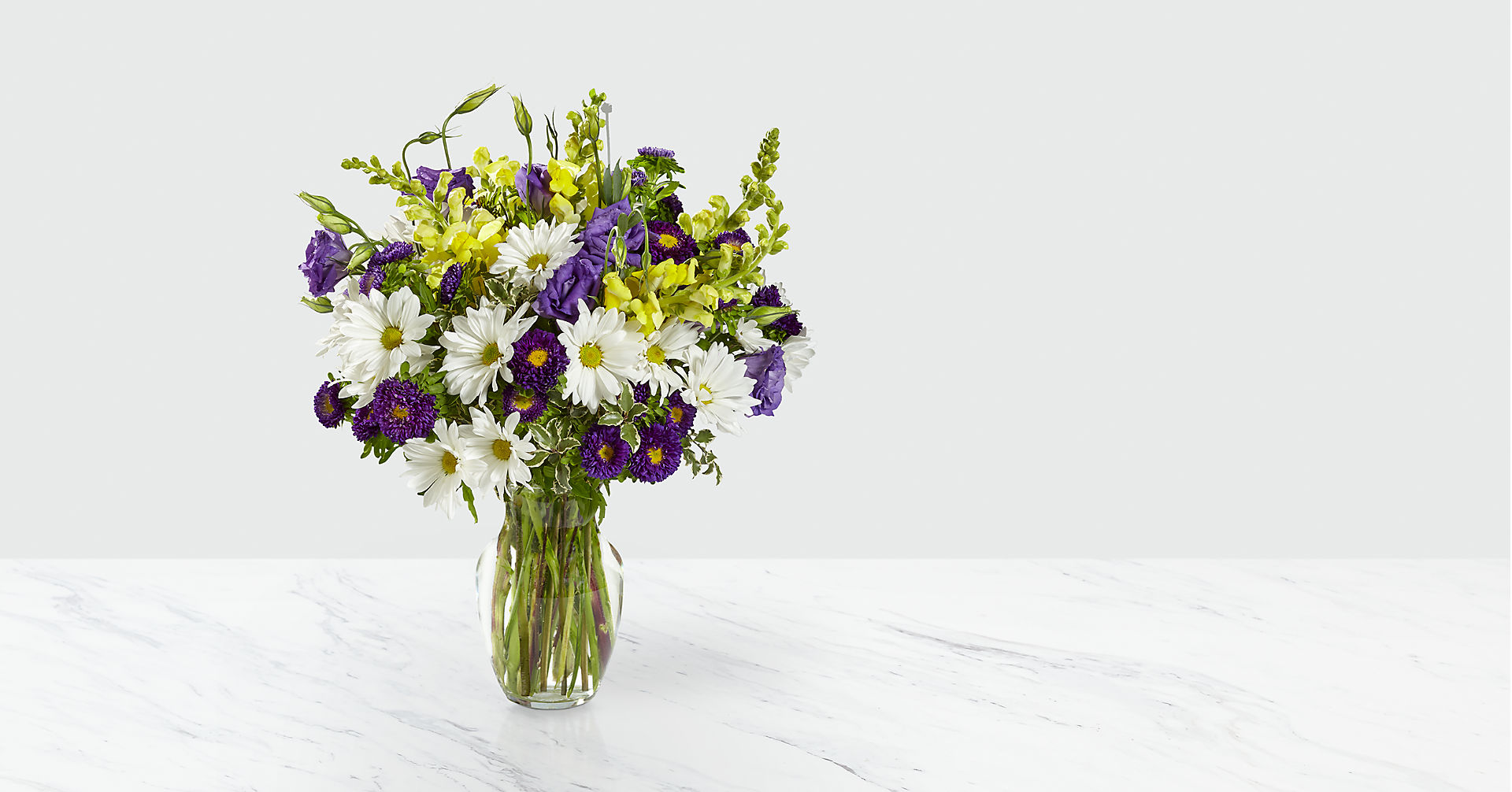 Happiness Counts™ Bouquet- VASE INCLUDED - Image 1 Of 2
