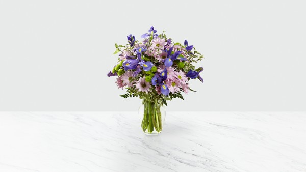 Free Spirit™ Bouquet- VASE INCLUDED - Thumbnail 1 Of 3