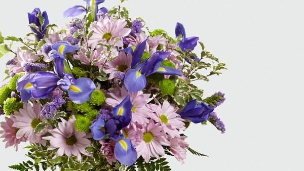 Free Spirit™ Bouquet- VASE INCLUDED - Image 3 Of 3