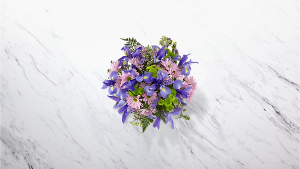 Free Spirit™ Bouquet- VASE INCLUDED - Thumbnail 2 Of 3