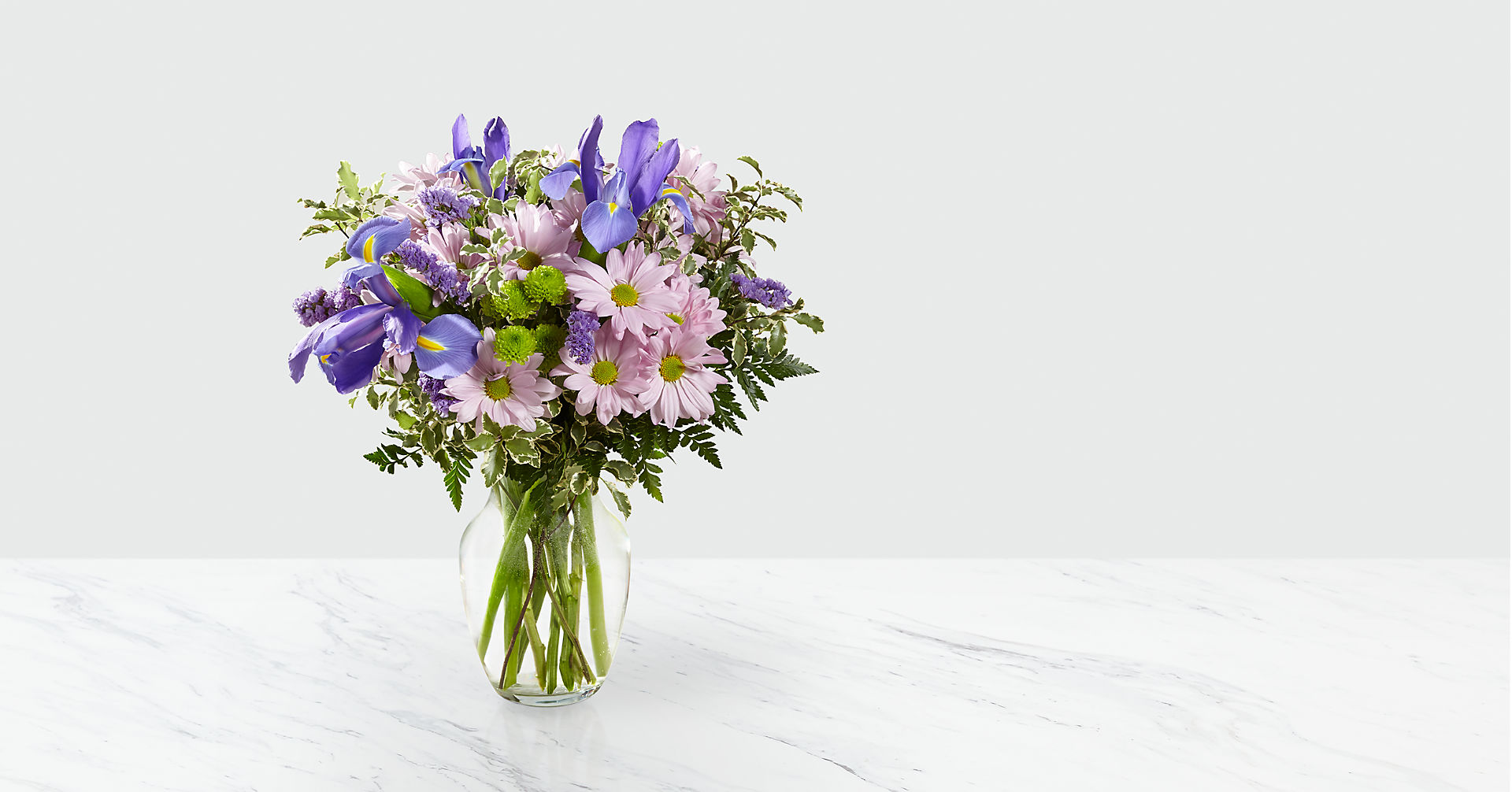 Free Spirit™ Bouquet- VASE INCLUDED - Image 1 Of 2