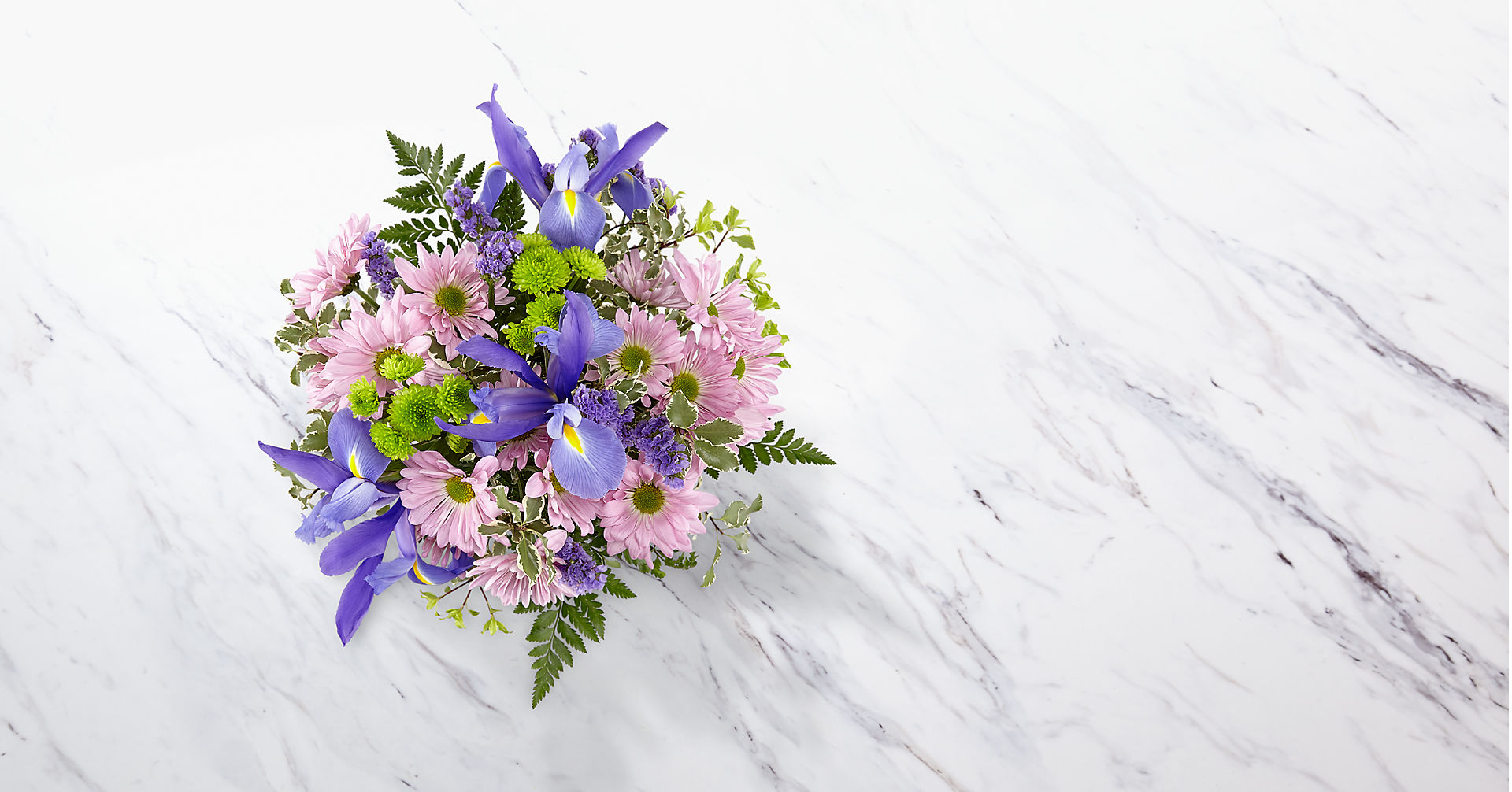 Free Spirit™ Bouquet- VASE INCLUDED - Image 2 Of 2