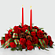 The FTD® Holiday Classics Centerpiece - Thumbnail 1 Of 2