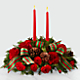 The FTD® Holiday Classics™ Centerpiece - Thumbnail 1 Of 2