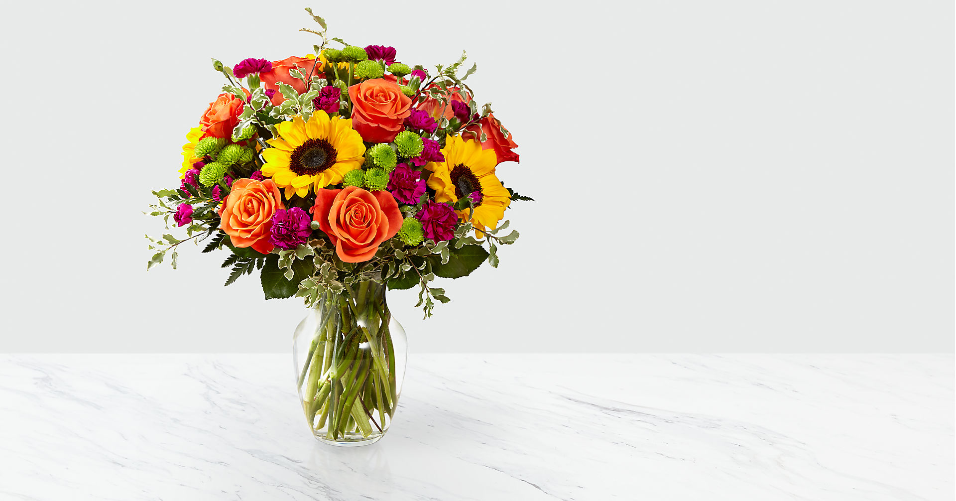 Color Craze™ Bouquet- VASE INCLUDED - Image 1 Of 4