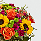 Color Craze™ Bouquet- VASE INCLUDED - Thumbnail 3 Of 4