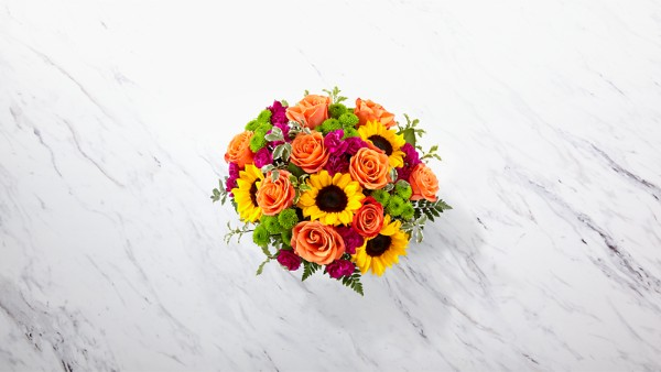 Color Craze™ Bouquet- VASE INCLUDED - Thumbnail 2 Of 3