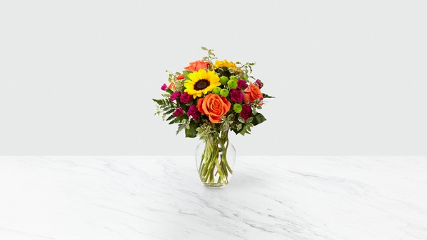 Color Craze™ Bouquet- VASE INCLUDED - Image 1 Of 2