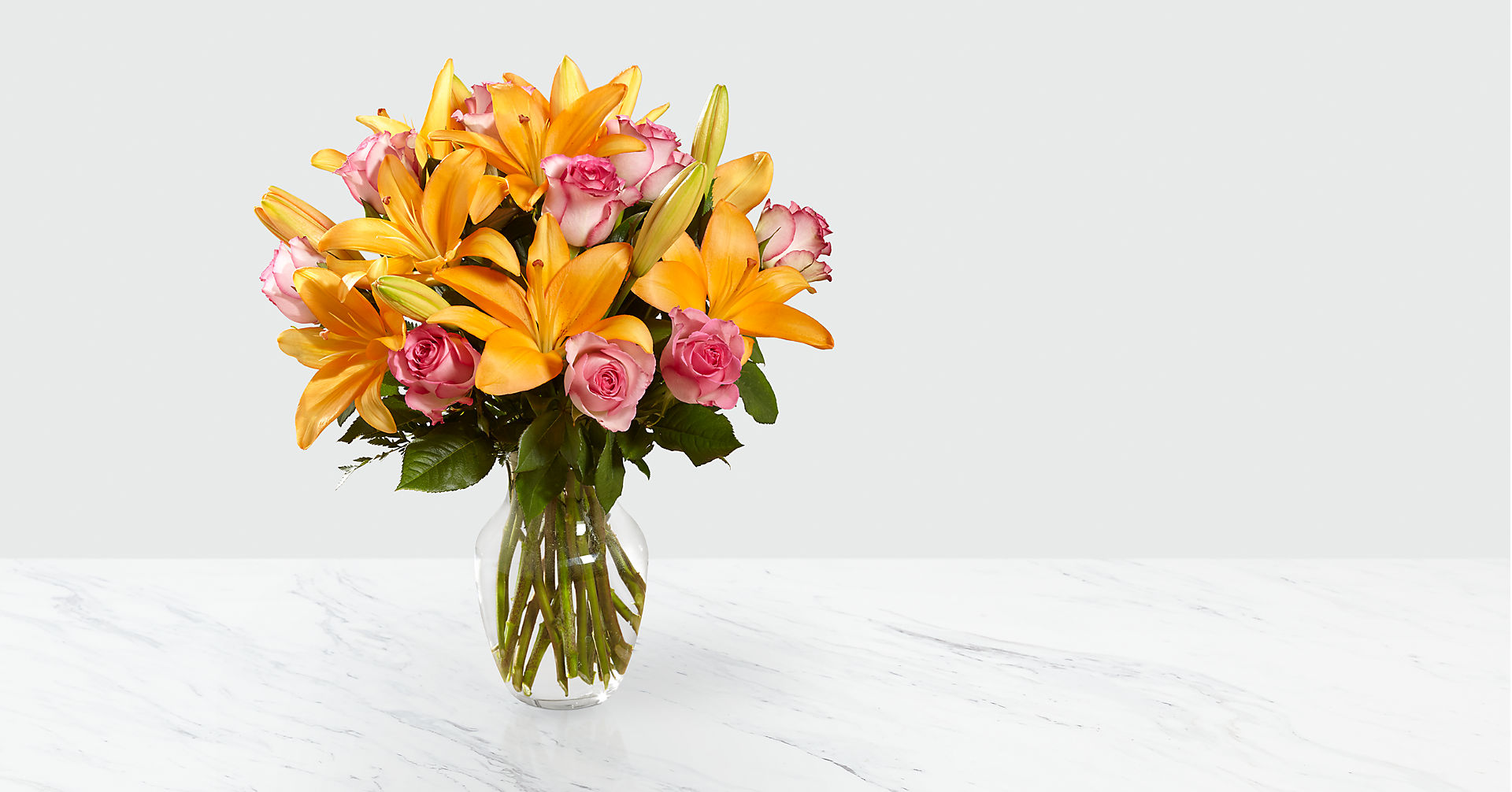 A Fresh Take™ Bouquet- VASE INCLUDED - Image 1 Of 3