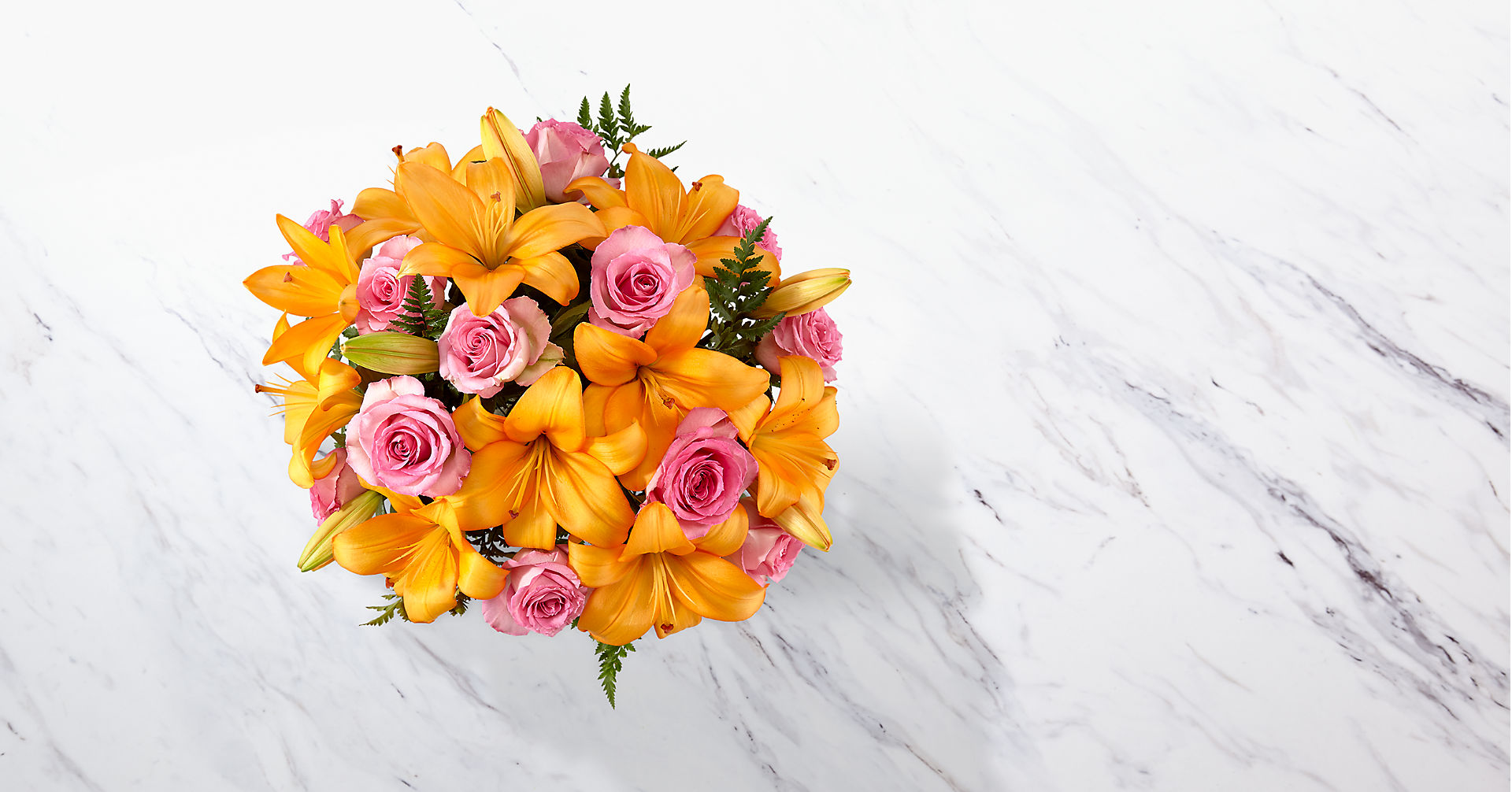 A Fresh Take™ Bouquet- VASE INCLUDED - Image 2 Of 3