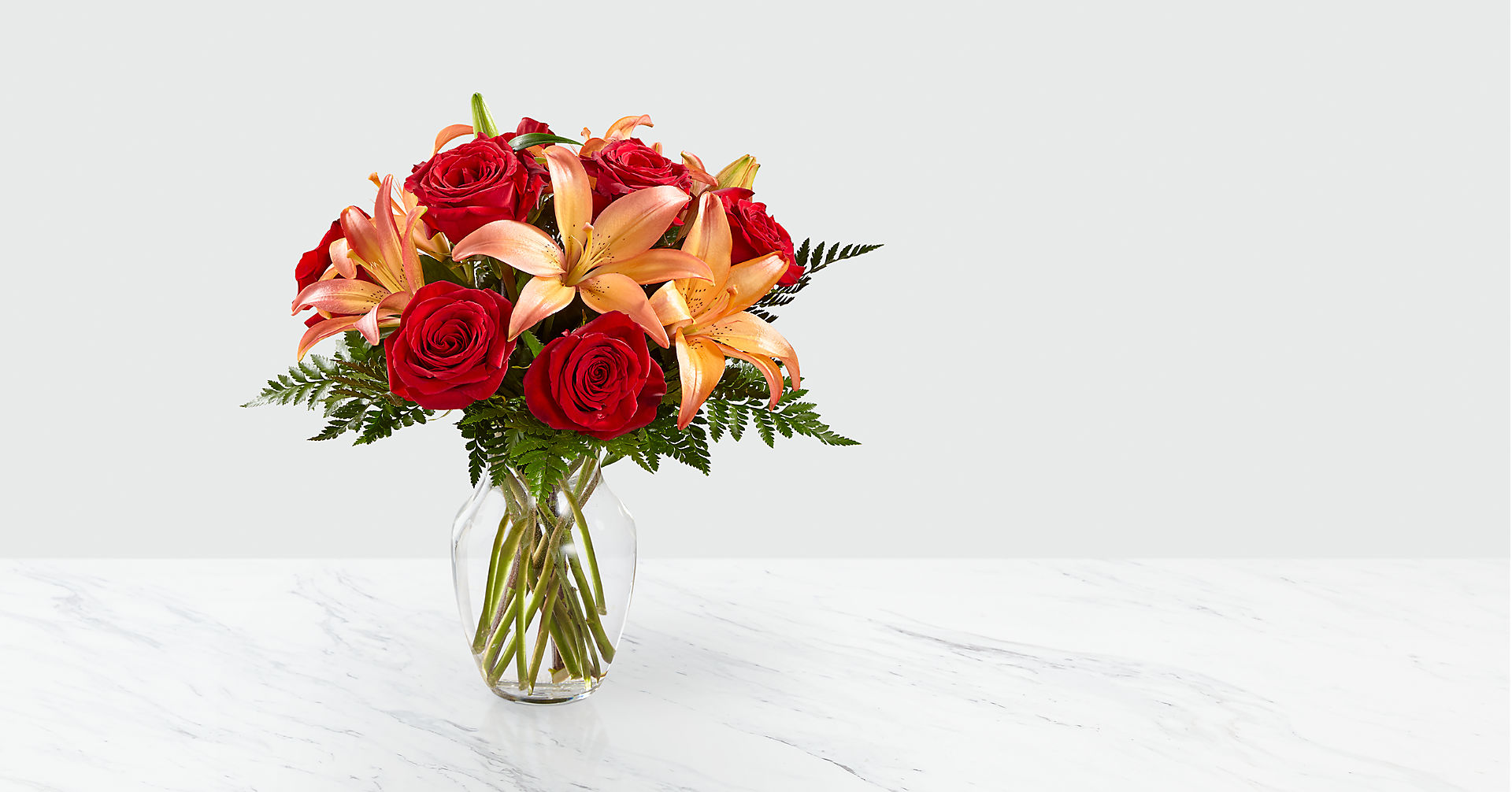 Fall Fire™ Bouquet - Image 1 Of 2