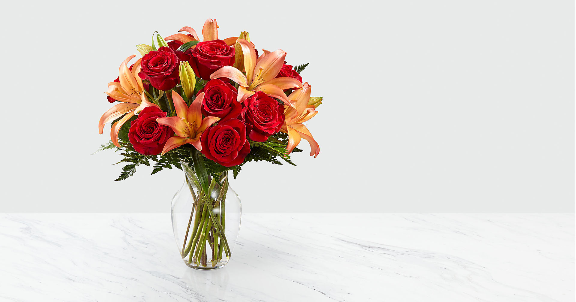 Fall Fire™ Bouquet - Image 1 Of 3