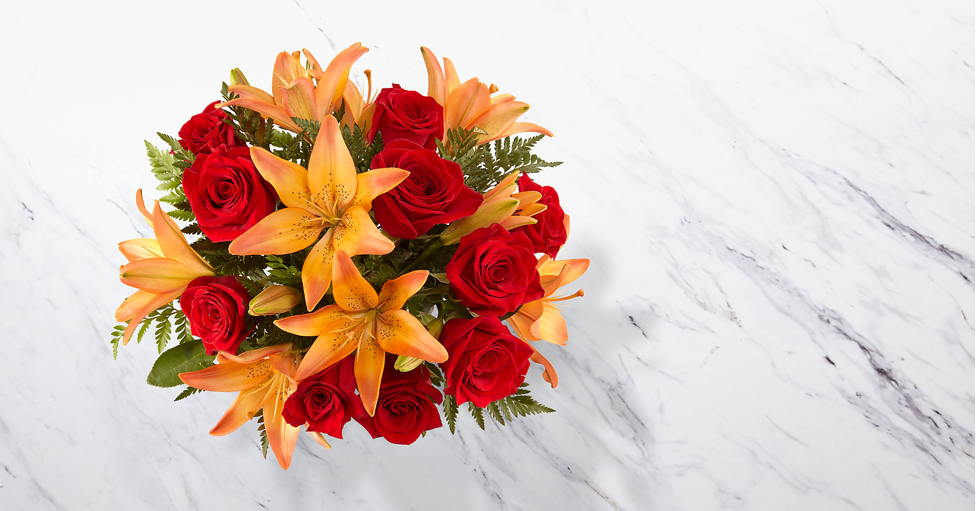 Fall Fire™ Bouquet - Image 2 Of 3