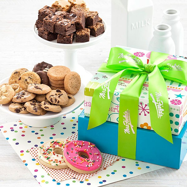 Mrs. Fields® Birthday Box Bundle