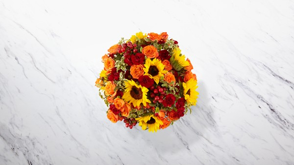 Fall Frenzy™ Bouquet - Thumbnail 2 Of 2