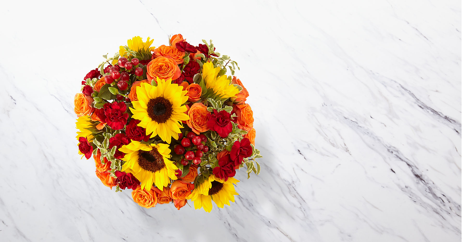 Fall Frenzy™ Bouquet - Image 2 Of 3