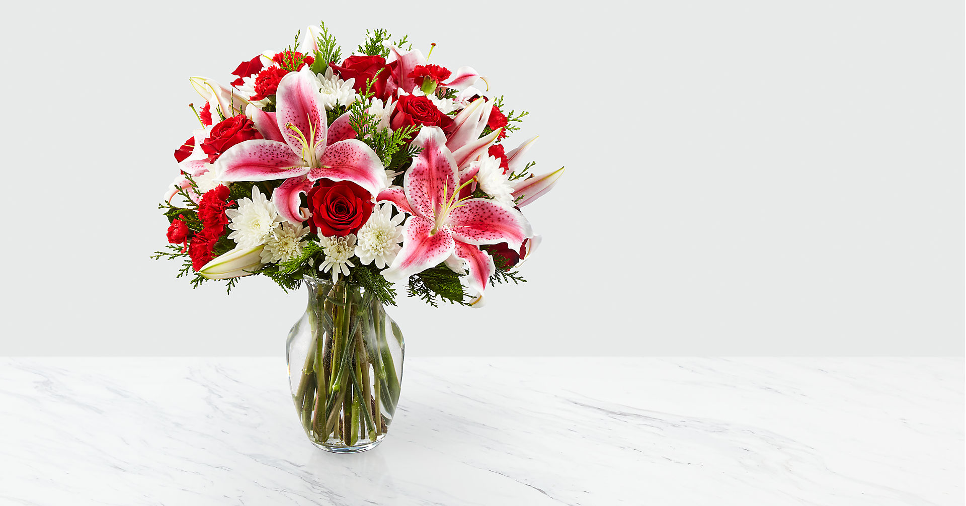 The FTD® Frosted Findings™ Bouquet - Image 1 Of 2