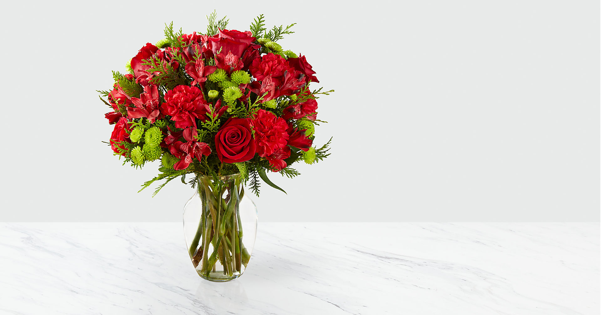 The FTD® Holiday Happenings™ Bouquet - Image 1 Of 2