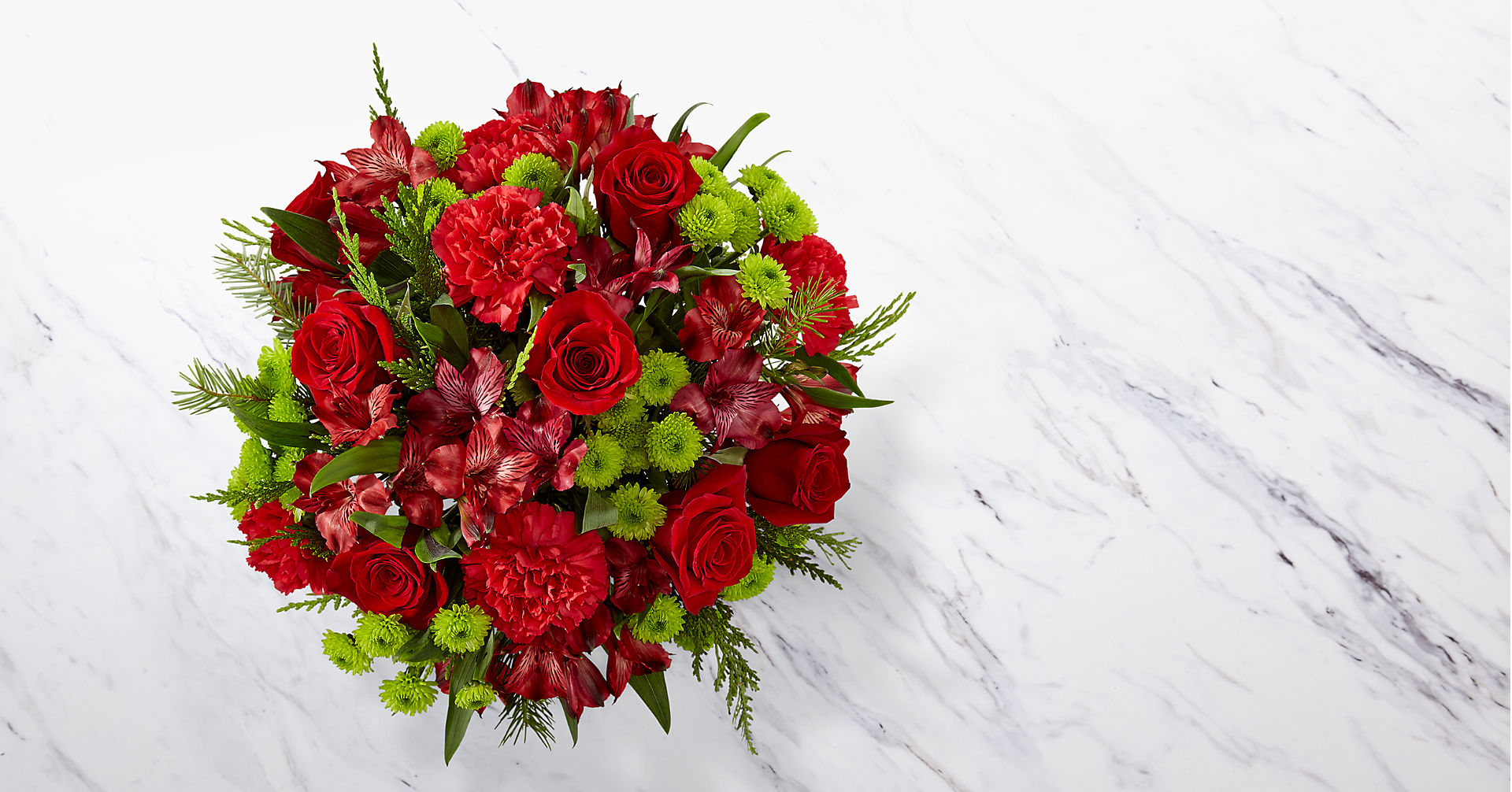 The FTD® Holiday Happenings™ Bouquet - Image 2 Of 2