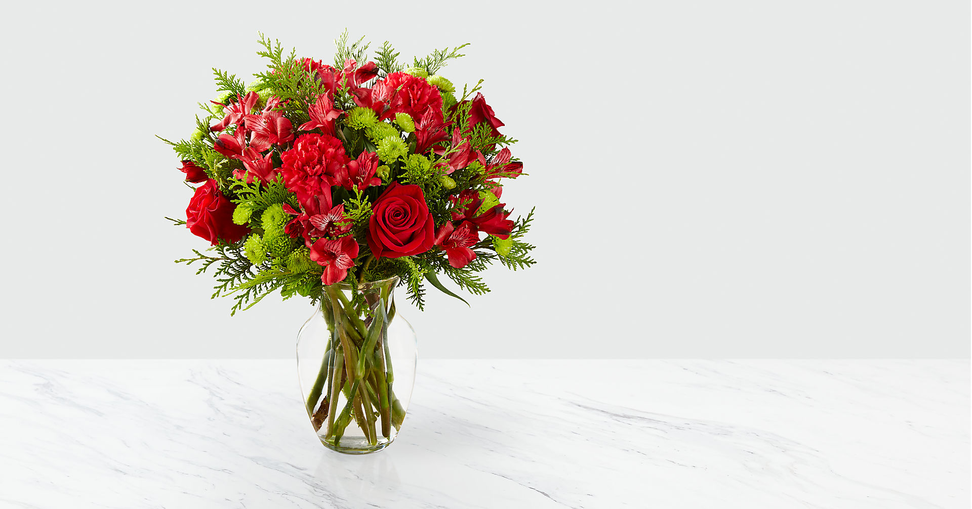The FTD® Holiday Happenings™ Bouquet - Image 1 Of 3