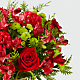 The FTD® Holiday Happenings™ Bouquet - Thumbnail 3 Of 3